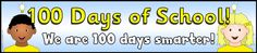 100 Days of School Printable Resources & Certificates - SparkleBox Primary School Teacher, School Classroom, Classroom Ideas, 100 Day Celebration, Festival Celebration, School Displays, Classroom Displays, Display Banners, Free Teaching Resources