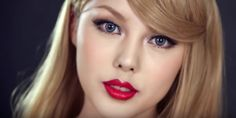 Korean beauty blogger becomes Taylor Swift with jaw-dropping makeup job