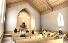 Church Interior Design | Follow Oleksandr Saveliev Following Oleksandr Saveliev Unfollow ...