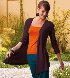 Yoga in autumn colors for summer wardrobe by Kettlewell colours