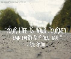 Own every step.