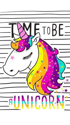 Cute Magical Unicorn,Sweet Kids Graphics For T-Shirts Stock Vector Illustration 522803854 : Shutterstock Real Unicorn, Unicorn Art, Rainbow Unicorn, Magical Unicorn, Unicornios Wallpaper, Galaxy Wallpaper, Yoga Lyon, Unicorn Foods, Kids Graphics