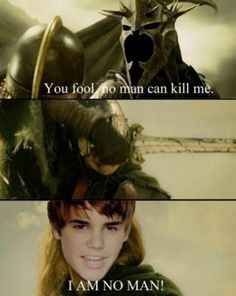 Justin Bieber Memes are now an integral part of memes album. If you want To address your friend in a girly or gay post that is where these memes come to help! Below are 18 Girly Justin Bieber Memes that will Make you Die Laughing. Do Enjoy! Justin Bieber Fotos, Justin Bieber Pictures, Love The Lord, Lord Of The Rings, I Am No Man, Brunch, Picture Blog, I Love To Laugh, The Hobbit
