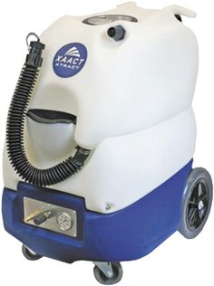 Xaact Carpet Extractor with Heater::15 Gallon Capacity, 100 PSI Pump - Dultmeier Sales