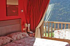 Ideas de #Hotel, estilo #Rustico color  #Rojo,  #Beige,  #Marron, diseñado por ALMAZEN lab  #CajonDeIdeas