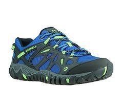 Merrell All Out Blaze Aero Sport Shoes Men Bright Blue 2016 Wassersportschuhe - http://on-line-kaufen.de/merrell/merrell-all-out-blaze-aero-sport-shoes-men-bright