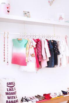 diy garderobe fr kinder - Fantastisch Diy Garderobe