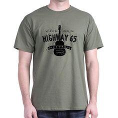 Highway 65 Records Nashville T-Shirt on CafePress.com