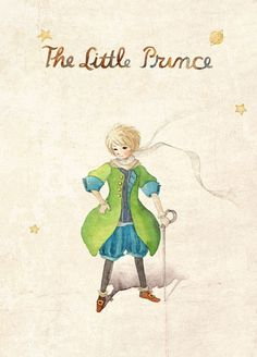 çizgili masallar: Ya-Ong Nero, The Little Prince