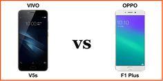 Perbandingan Vivo V5s vs Oppo F1 Plus