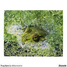 Frog Eyes Jigsaw Puzzle