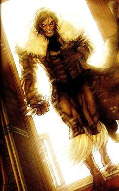 Sabretooth (Marvel villain)