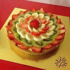 Crostata alla frutta su commissione