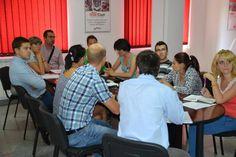 Al doilea #workshop din #scoaladevara Magister 2013, vineri, 16 august.