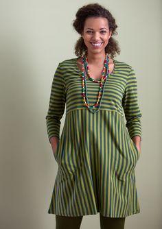 Perusraitamekko ekopuuvillaa – Hameet & mekot – GUDRUN SJÖDÉN - vaatteita verkossa ja postimyynnissä