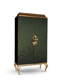 Elegant Elegante Schränke Für Moderne Wohnzimmer Design | Pinterest | Modern  Cabinets, Contemporary And Buffet