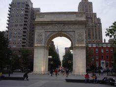 Washington Square #NYC