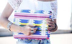 Navajo Bag @lessismoreblog