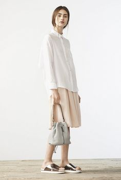 LOVING the muted color palette of the Elizabeth and James Resort 2015 Lookbook!