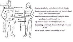 taking measurements guide for tailors - Google Search Rocky Horror Costumes, Cheap Cosplay, Taking Measurements, Shoulder Length, Costume Design, Google Search, Clothing, Outfits, Apparel Design