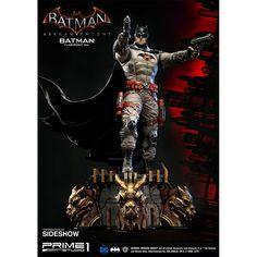 Batman: Arkham Knight Flashpoint Version Batman Statue