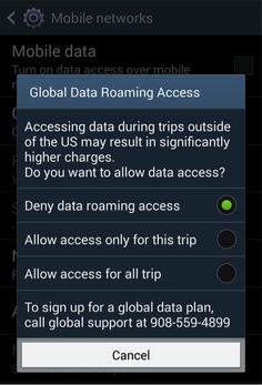 Roaming data charges can be a problem if you don't know what to expect. Learn how to prepare for and monitor roaming data usage.