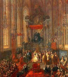 @greathistory posted to Instagram: Maria Theresa being crowned Queen of Hungary in the St. Martin's Cathedral, Pressburg (Bratislava) 1741 -- History of Europe - Wikipedia . FOR A GREAT WAY TO TEACH WORLD HISTORY: Crash Course World History worksheets for the first AND second seasons-- all 72 episodes -- available in one download at a super-low-price! Features a variety of worksheet formats to keep student interest high, as well as answer keys for every episode. All worksheets included in… Austria, Maria Theresia, Francis I, Seven Years' War, Austro Hungarian, Anglo Saxon, Women In History, European History, Kaiser