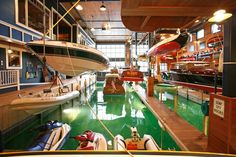 Boathouse | LuxuryHomes.com – Living