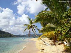 Isla Grande - Panamá. My beautiful country