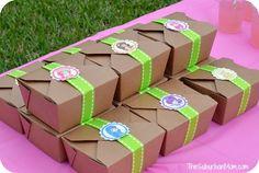 Strawberry Shortcake Picnic Lunch Box
