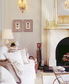 Source Unknown {white traditional eclectic vintage modern … | Flickr