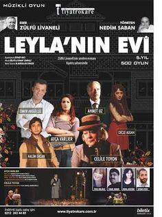24.01.16: Leyla'nın Evi - Zülfü Livaneli - Tiyatrokare