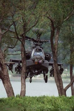This is how Apache's hunt tanks, lying in wait, they lift above the trees just enough....acquire the target, BAM!