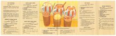 Chocolate Town Classics Made With Hershey's Cocoa Adv. F 247, 1963 PH1898  #Hersheys #Chocolate#Recipes #Cake #Sundaes #Baking #Cooking #Eudaemonius #BlueMarbleBounty #Classic #Vintage #1963