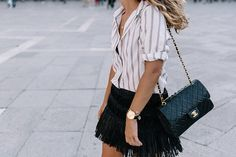 Piazza_San_Marco-Venezia-Collage_On_The_Road-Isabel_Marant_Skirt-Striped_Blouse-Chanel_Vintage_Bag-Outfit-Street_Style-23
