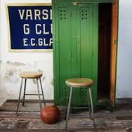 vintage wooden lockers - Google Search