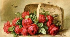 Me encantan! Ya sabéis que las rosas son mi debilidad, algunas de las que os subo a continuación ya están puestas antes, pero ahora que h...