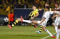 Por segunda jornada consecutiva, un club alemán dominó a su antojo a su homólogo español, esta vez liderado por el delantero Robert Lewandowski