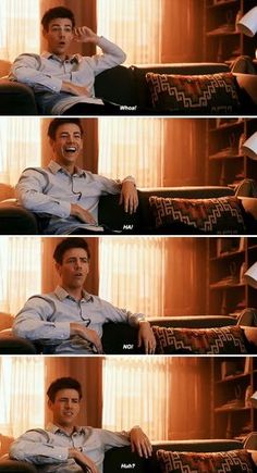 Aaaaaaaand this is what its like watching the Flash.yup me during every episode of any tv show Supergirl Dc, Supergirl And Flash, Berry Allen, The Flashpoint, Flash Funny, Flash Tv Series, Dc Comics, Flash Wallpaper, Flash Barry Allen