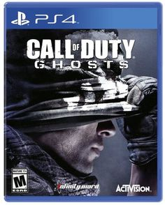 Activision Call Of Duty Ghosts - PS4 #games