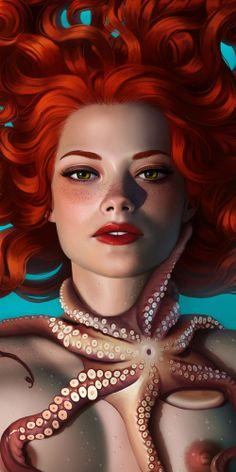 Beautiful illustrations by Daniela Uhlig | Martineken Blog