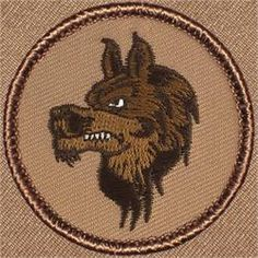 Werewolf Patrol Patch (#121)