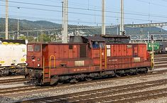 Diesel Locomotive, Switzerland, Vehicles, Scale, Google, Photos, Locomotive, Model Train, Rolling Stock