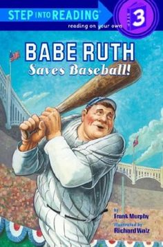 Step Into Reading (S3): Babe Ruth Saves Baseball / Available at www.BookLodge.com - Lowest Priced Chinese and English Online Bookstore for Children and Parents Worldwide!