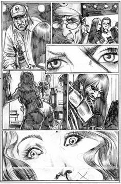 Night Projectionist Pencils by YP!