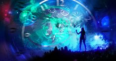 The Time Space by ryky.deviantart.com on @DeviantArt