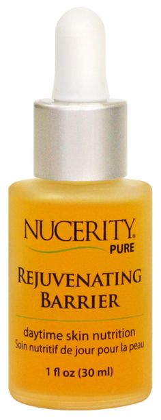 """Rejuvenating Barrier Skin-Nutrition. This revolutionary anti-aging barrier solution combines the amazing Trehalose extract from desert """"resurrection"""" plants to rejuvenate damaged skin and powerful natural Lutein from Asian flowers to infuse vital nutrition and provide an oil-free barrier of protection."""