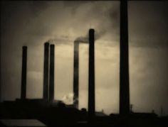 Jef Bourgeau, FACTORY CHIMNEYS, 2013