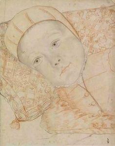 Henri III, roi de France et de Pologne, enfant, par Clouet