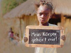 Millionen Mädchen sind Opfer von Gewalt - Jetzt handeln!